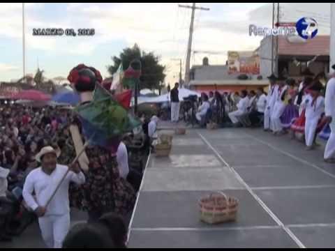 La Guelaguetza en Xicohtzinco