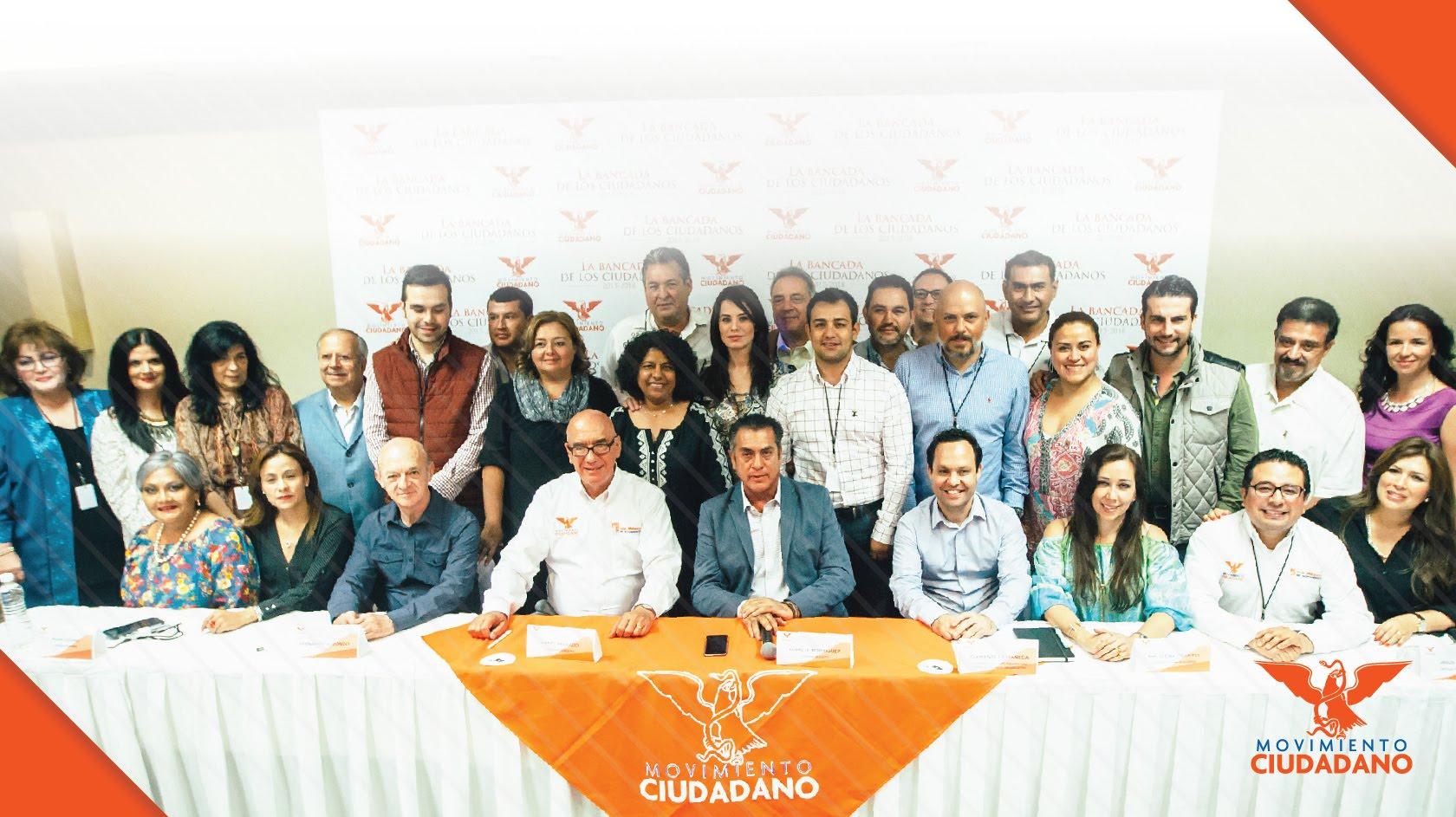 La Bancada de los ciudadanos refrenda su apoyo a los nuevo leoneses - Movimiento Ciudadano